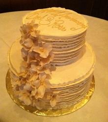 Stacked Akron Cakes